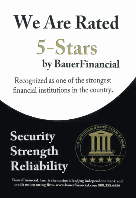 BauerFinancial Award